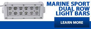 Marine HD Dual Row LED Lights